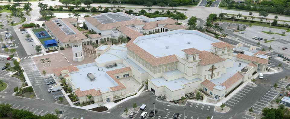Woodland-Tilt-Up-Coral-Baptist-Church Expansion